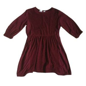 Gap Girls Velvet Dress Size XS